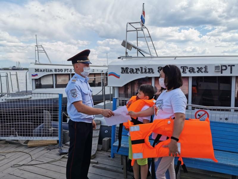 В Якутии продолжается профилактическая акция «Дети и транспорт»