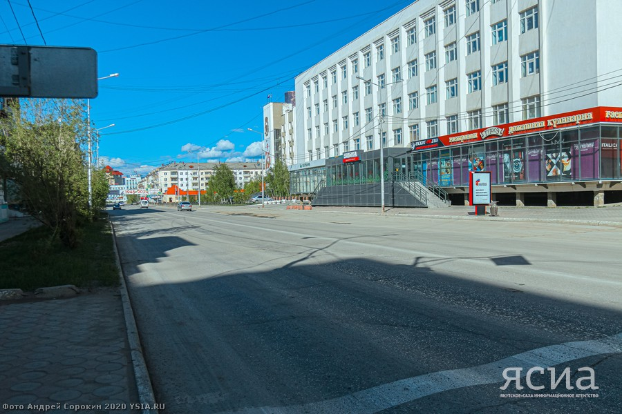 ИНФОГРАФИКА. Якутия вошла в лидеры в стране по соблюдению самоизоляции