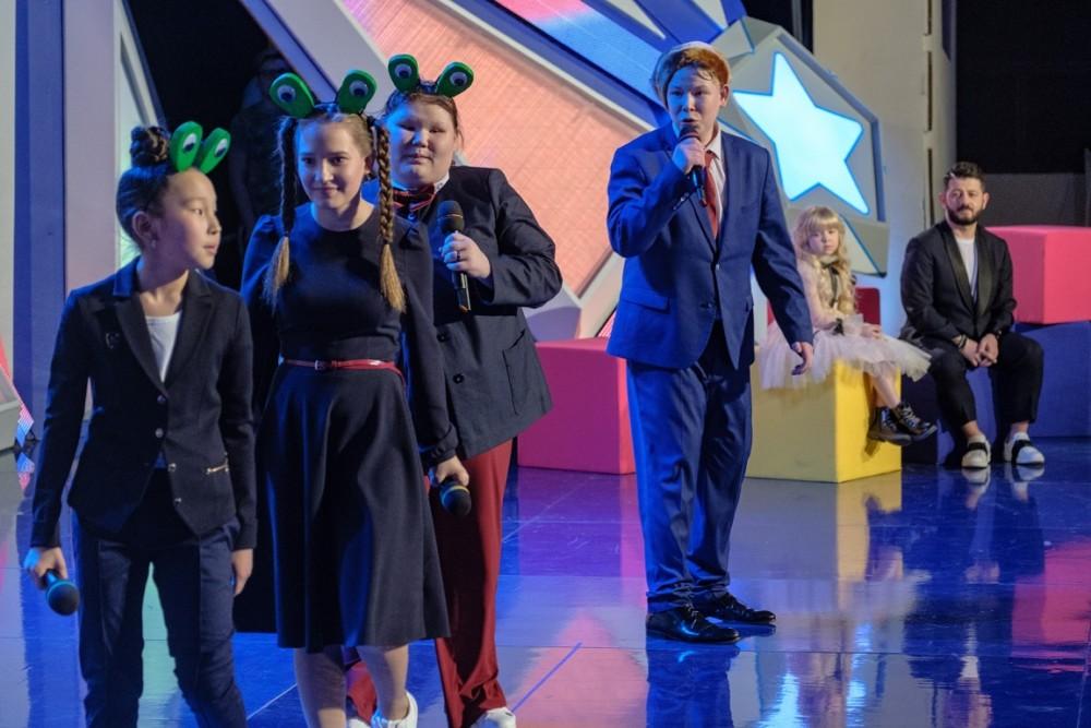 Команда из Якутии попала в телешоу Детский КВН