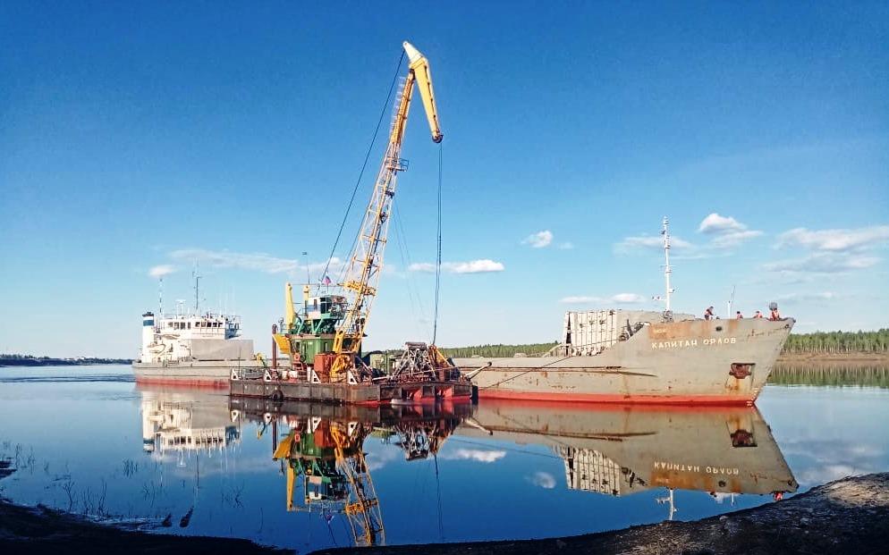 Алексей Колодезников: Первый тур навигации идет без сбоев