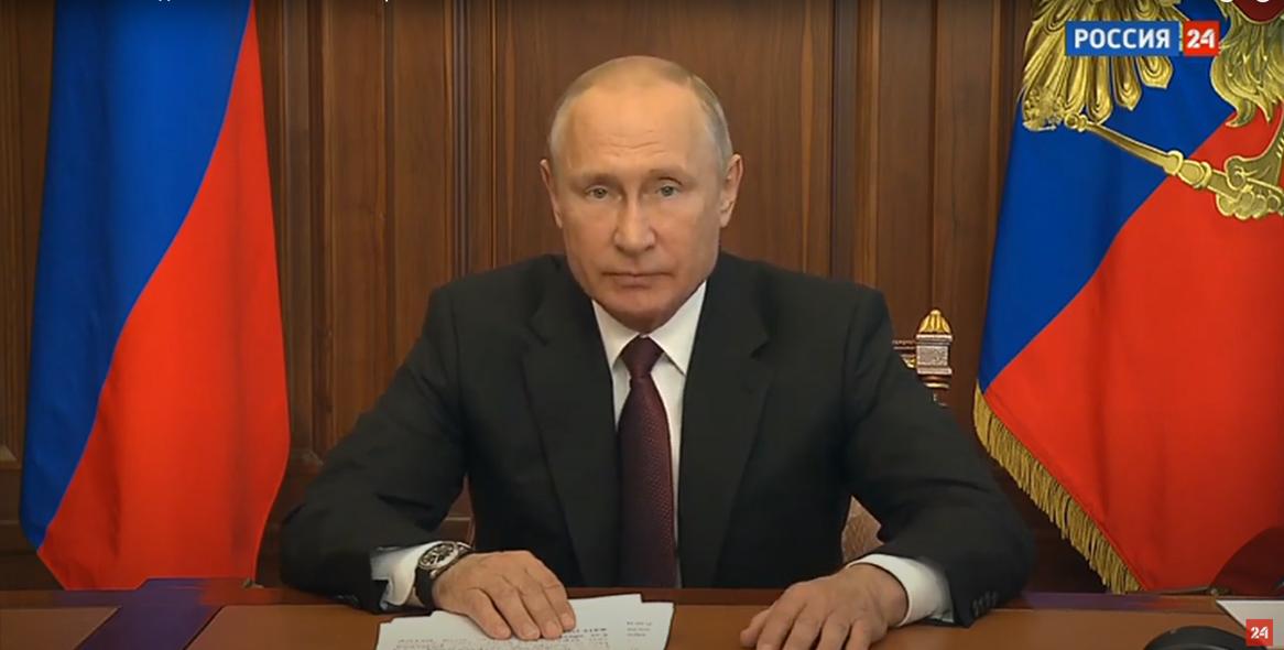 Путин предложил давать льготную ипотеку на жилье до 12 млн рублей в крупных городах