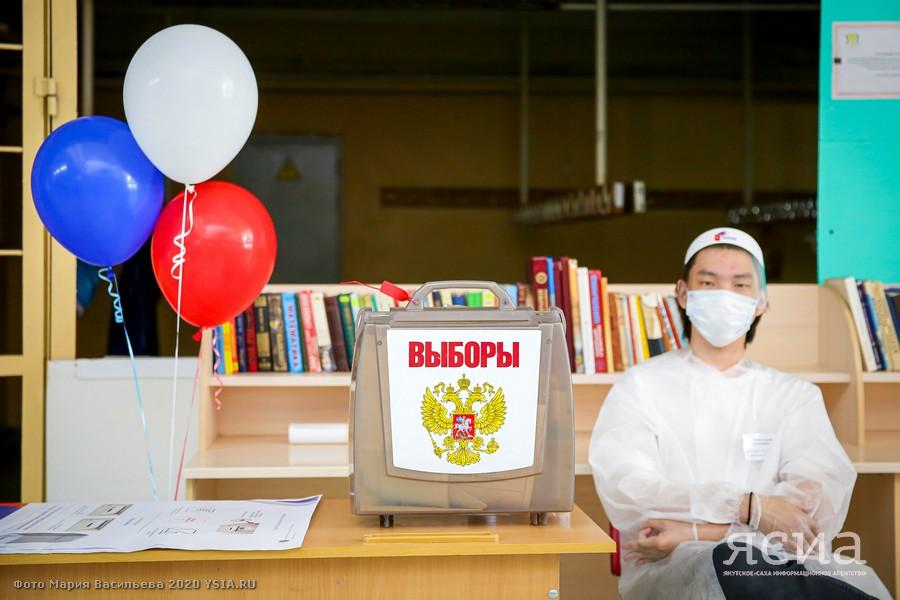 ЦИК Якутии о всероссийском голосовании: За первые два дня нарушений не зарегистрировано