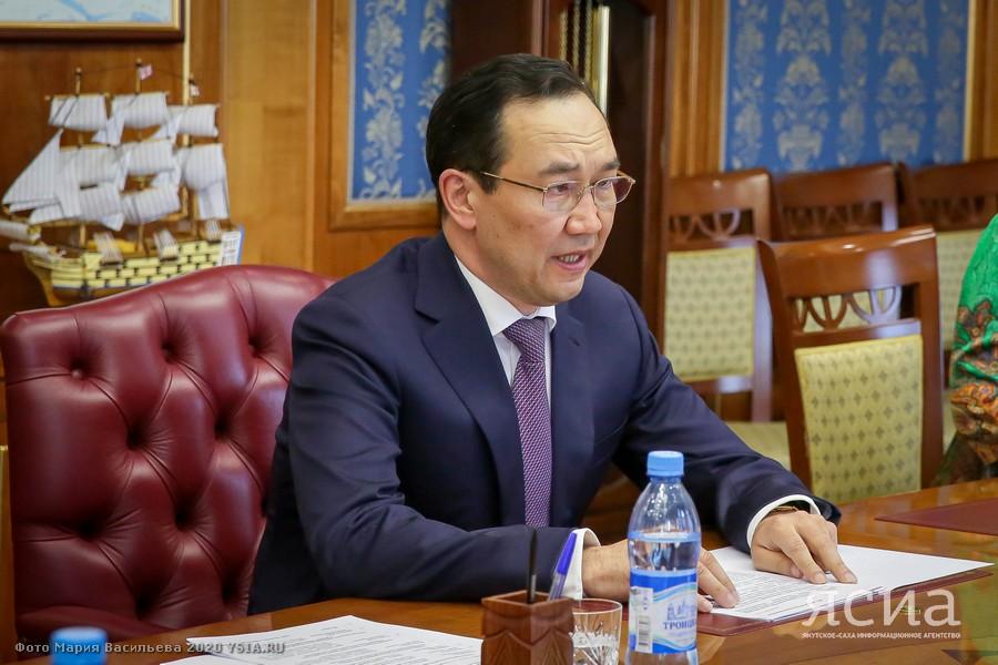 Айсен Николаев поручил главам районов усилить контроль за прибывающими