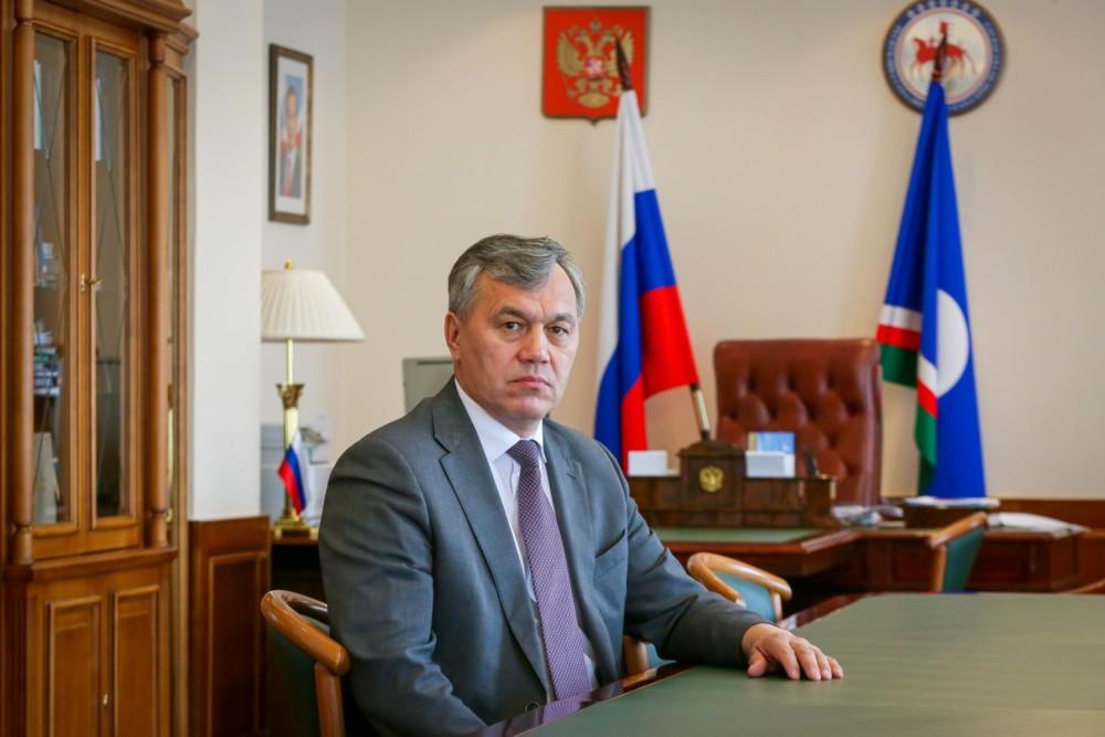 Афанасий Владимиров рассказал о работе над проектом поправок в Конституцию Якутии