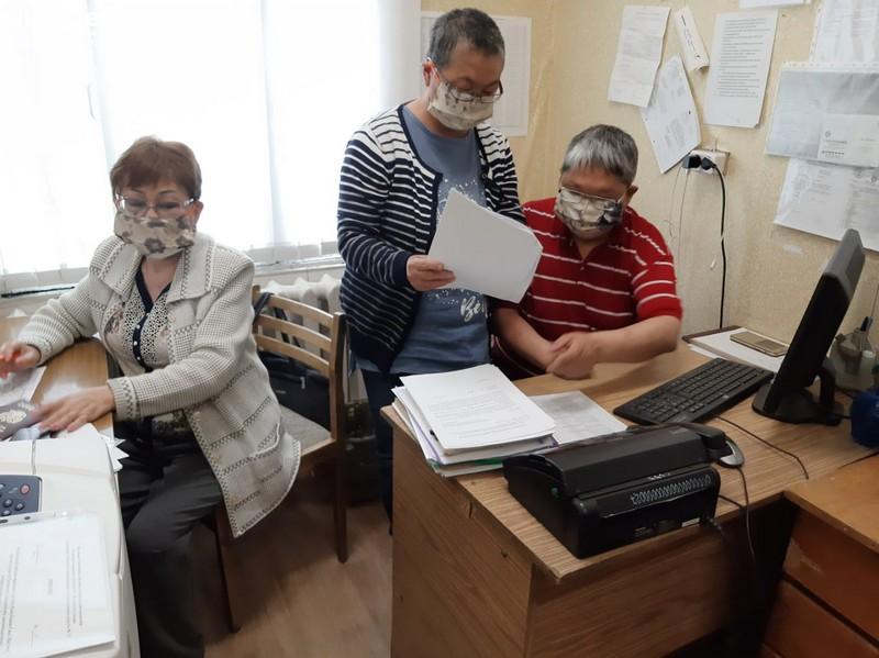 Председатель Томпонской ТИК рассказал, как идет подготовка к общероссийскому голосованию