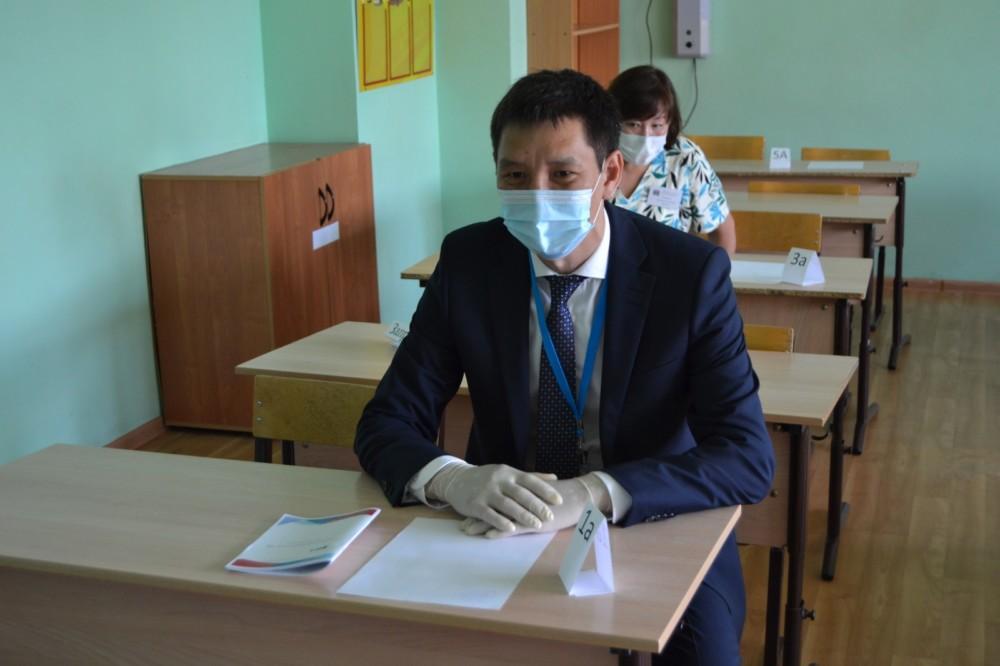Сняли пробу. Пункты проведения ЕГЭ в Якутии полностью готовы