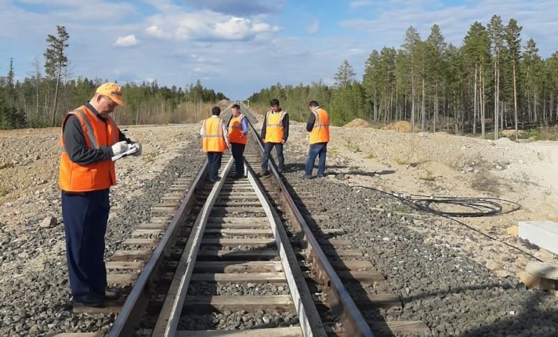 """АК """"Железные дороги Якутии"""" провела осмотр инфраструктуры Нерюнгри – Нижний Бестях"""