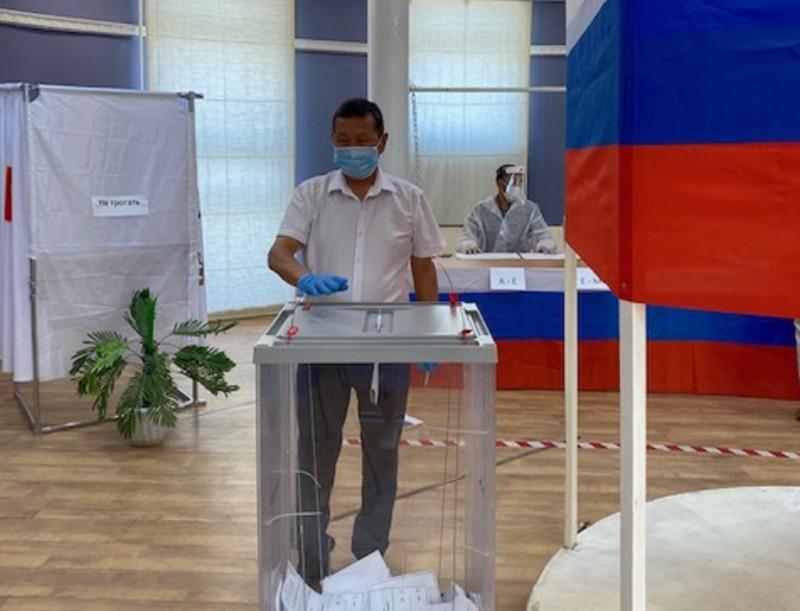 Жители Чурапчинского улуса активно участвуют в голосовании по поправкам в Конституции