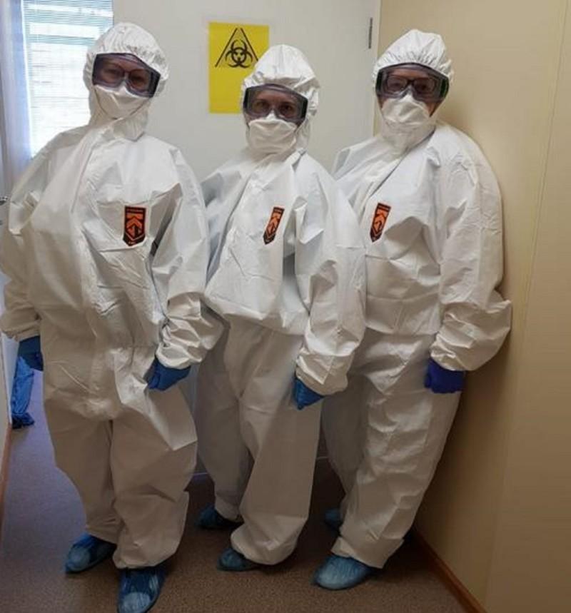 В Мирнинском районе сделали 7470 анализов на наличие Covid-19
