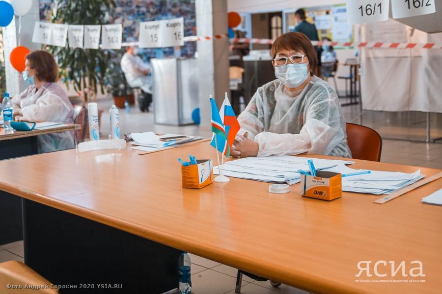 Предварительные результаты: В Якутии поправки к Конституции одобрили 65,35% избирателей