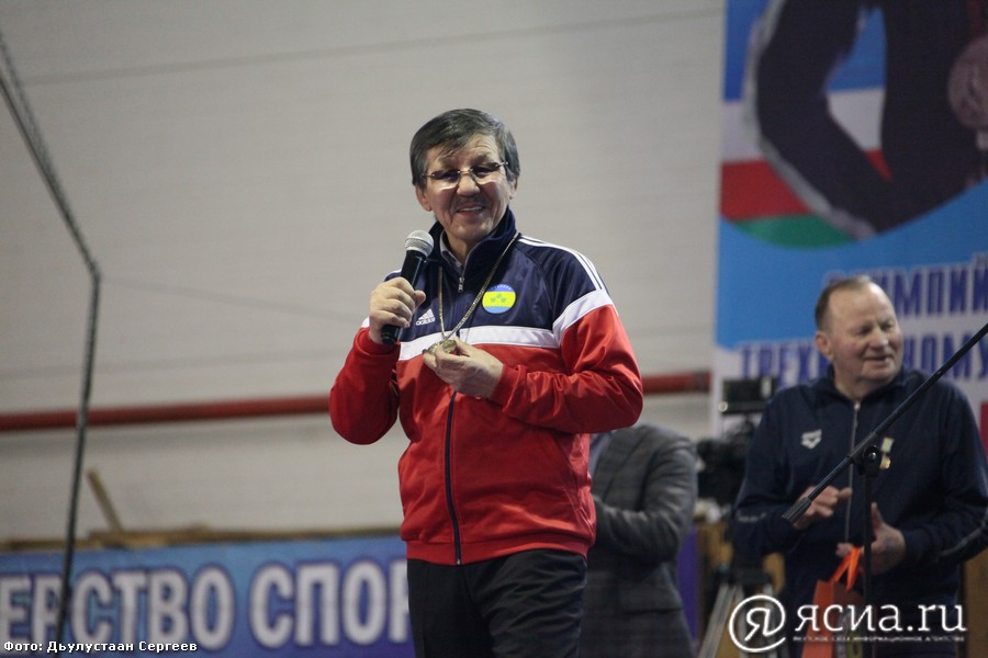 Про олимпийского чемпиона из Якутии Павла Пинигина снимут фильм