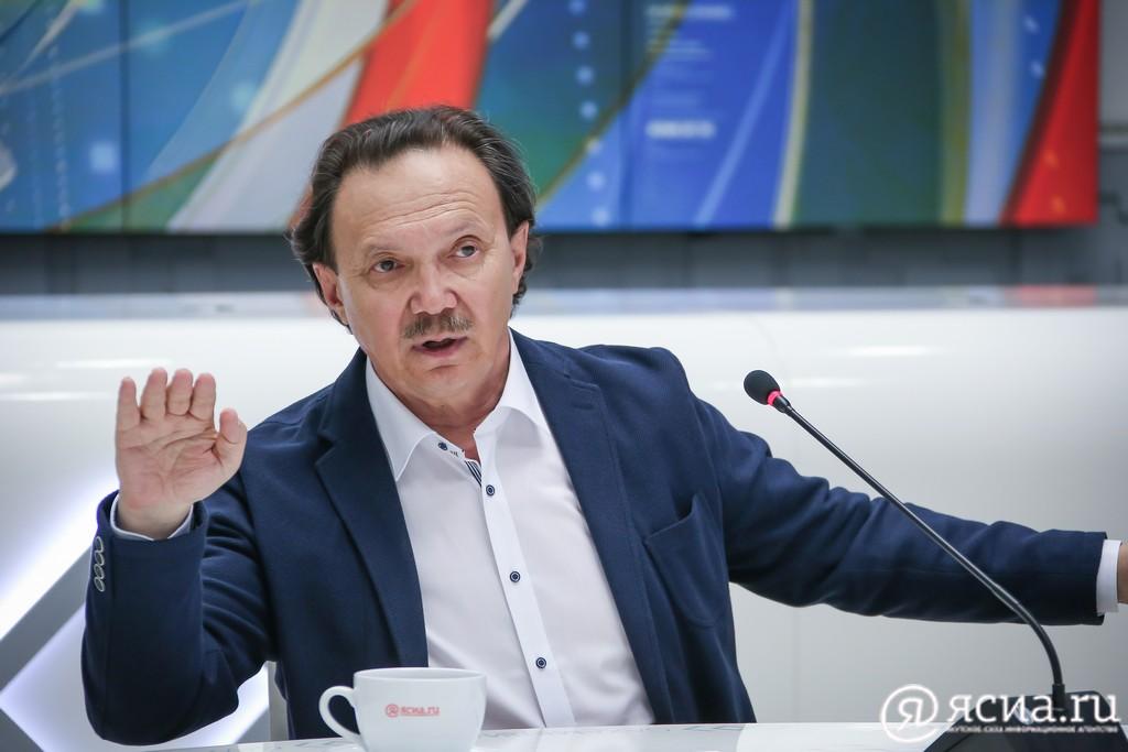Андрей Борисов: Народ выразил свою позицию