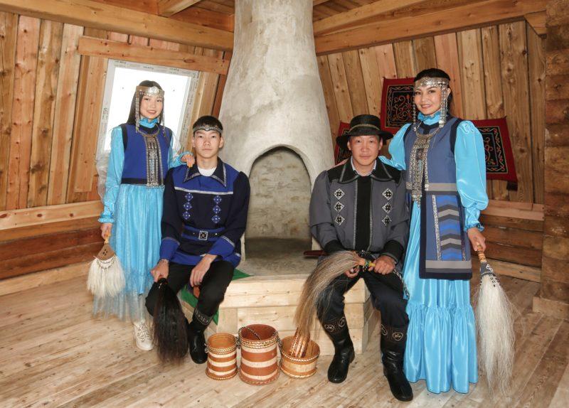 В Мирнинском районе прошли конкурсы «Грани народных талантов» и «ОЬуор – мандар ойуулаах саха танаЬа»