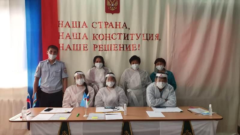 В Уралахском наслеге активность населения возрастает