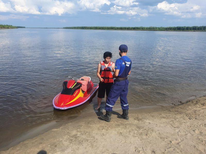 Месячник безопасности людей на воде проходит в Якутии