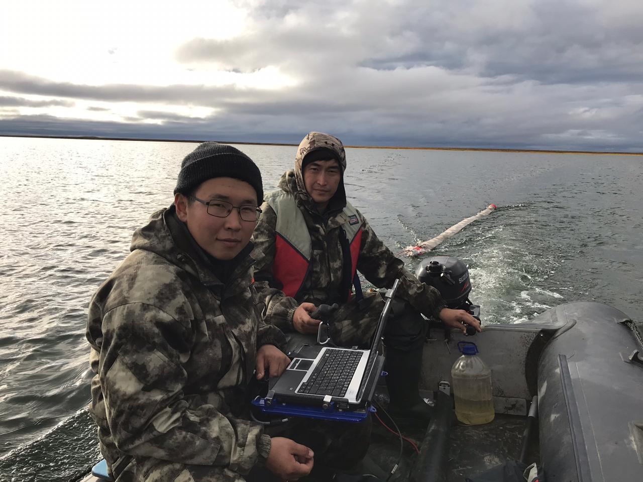Ученые опробовали в Якутии георадиолокационный метод поиска мамонтовой кости