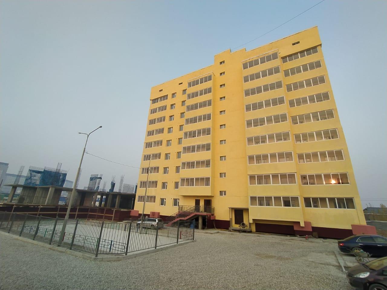 Дольщики организовали жилищно-строительный кооператив и достраивают свой дом на Автодорожной, 19 в Якутске