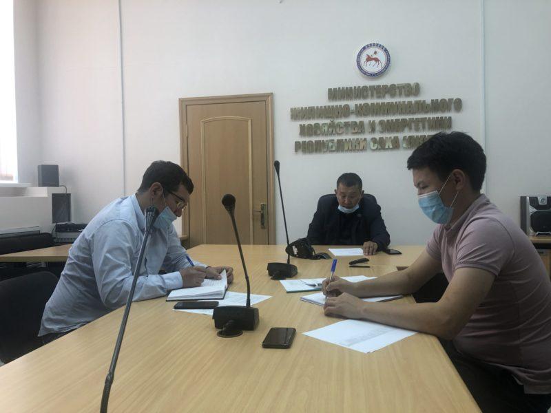 До конца недели районы Якутии должны обеспечить запуск тепла в социально-значимые объекты