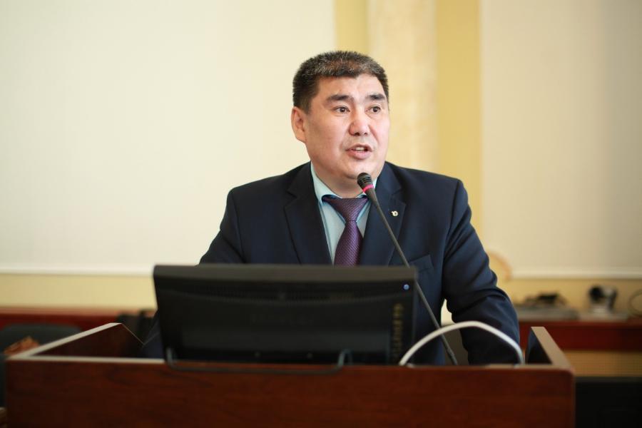 Анатолий Николаев о главной теме СФУР: Для развития необходима хорошая логистика