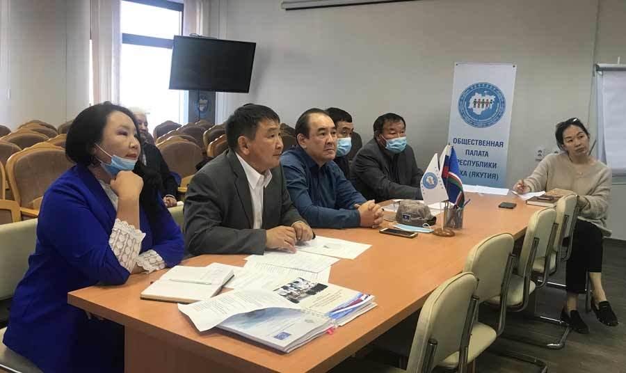 Общественная палата Якутии предложила создать Национальный парк в бассейне реки Амги