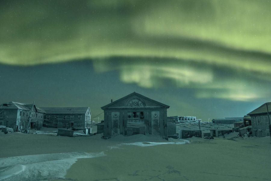 «Гиперборея - истории из российской Арктики»: Выставка Евгении Арбугаевой восхищает весь мир