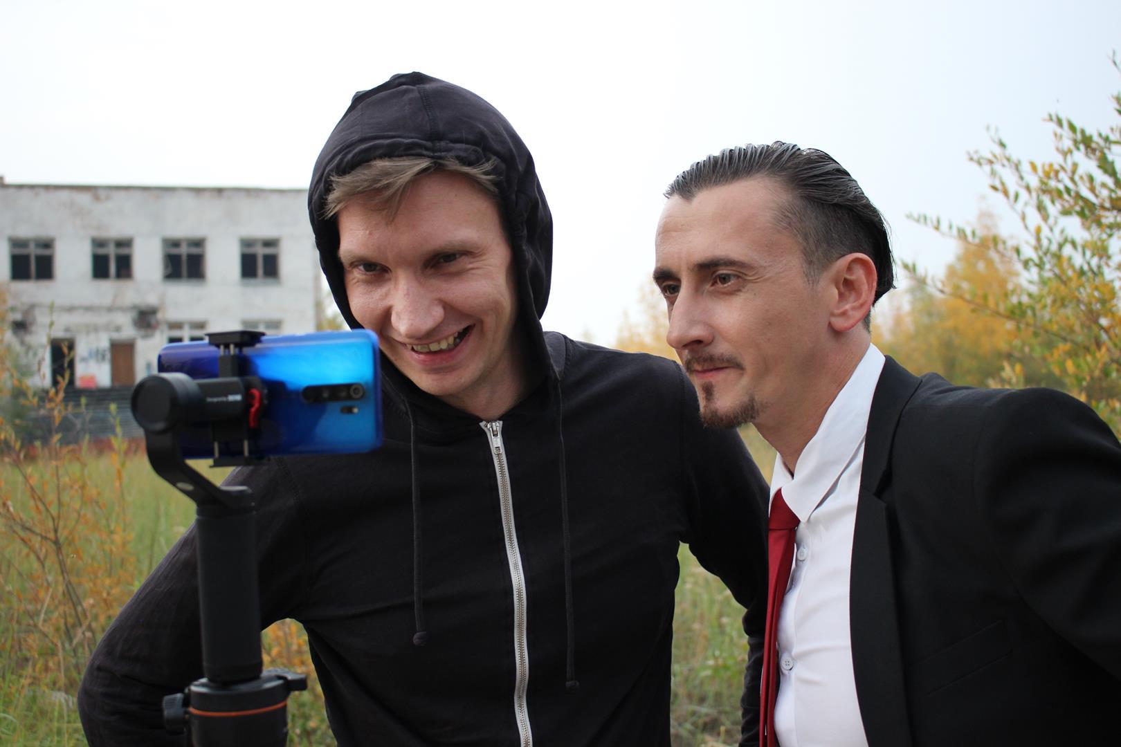 «Батя» - первый интерактивный сериал, произведенный в Якутии. Репортаж со съемочной площадки