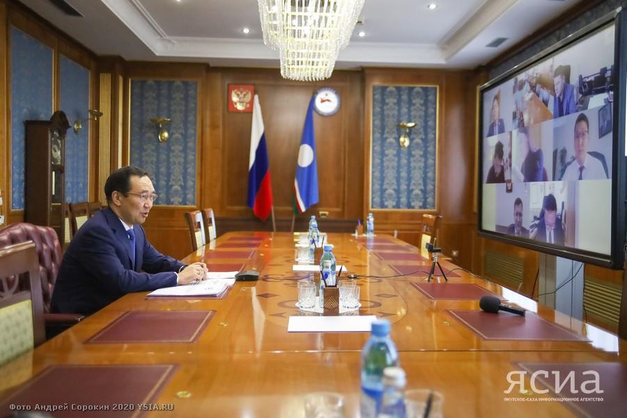 Глава Якутии поручил обеспечить безопасность дорожного движения на городских и региональных автодорогах