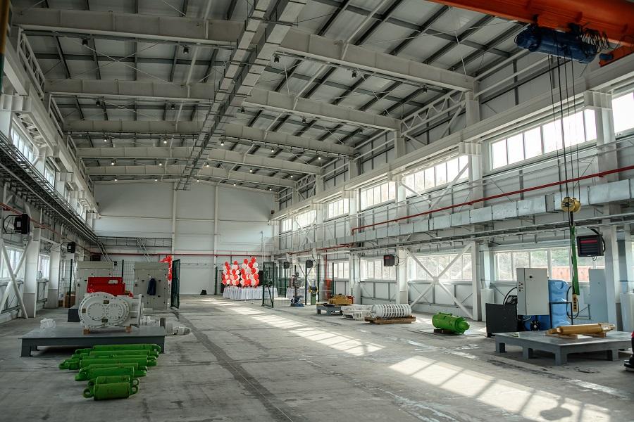 Компания «Колмар» открыла сервисный центр по ремонту горно-шахтного оборудования в Якутии