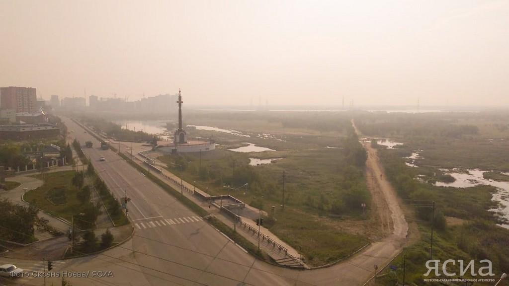 В Якутске наблюдается превышение допустимой нормы загрязняющих веществ в воздухе