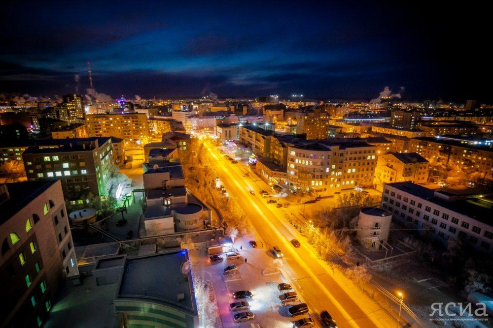 В Якутии в 2021 году благоустроят более 30 дворов