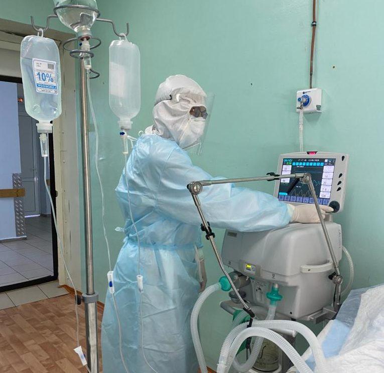 В Республиканской больнице №2 впервые использовали антиковидную плазму