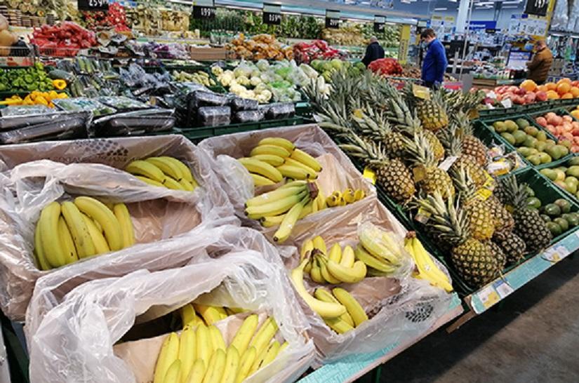 Роспотребнадзор не нашел возбудителя коронавируса в овощах, фруктах и мясе