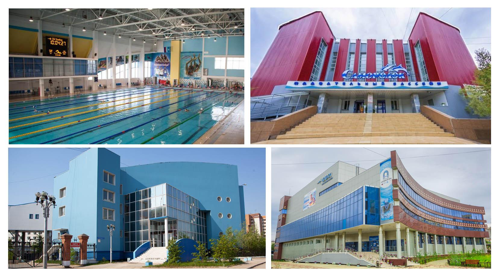 Плавательные бассейны Якутска готовы к возобновлению работы