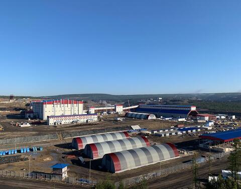 В Якутии запустят первую очередь крупнейшей в России угольной шахты «Инаглинская»