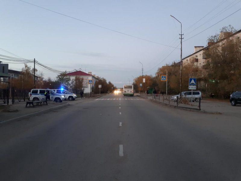 ВЯкутскенетрезвый водитель наехал на восьмилетнего мальчика-пешеходаи попытался скрыться с места ДТП