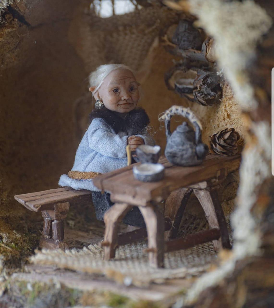 """Кукольный мастер из Якутии Хаарчаана Баппагай завоевала """"Приз зрительских симпатий"""" на международном конкурсе"""
