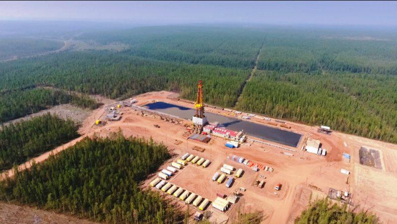 Компания «Таас-Юрях Нефтегазодобыча» открыла новое месторождение в Якутии