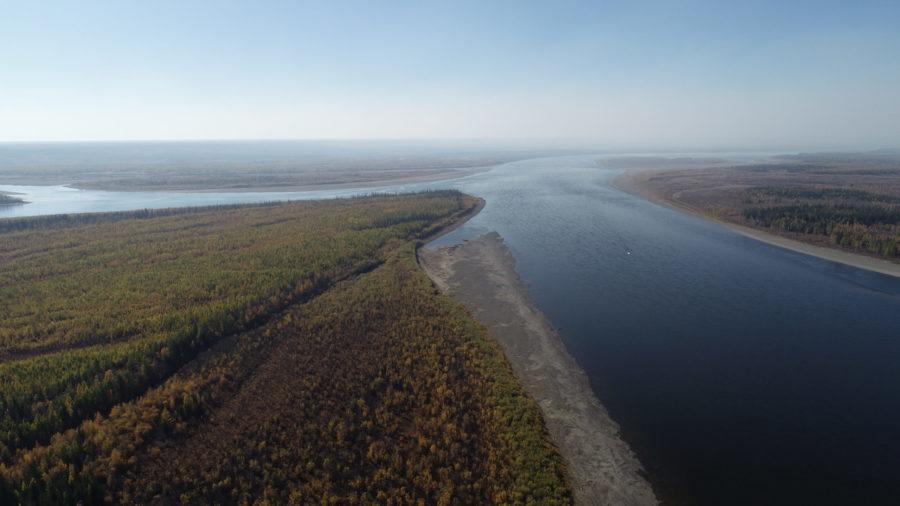 Специалисты изучат геологию местности под будущее строительство моста через реку Алдан