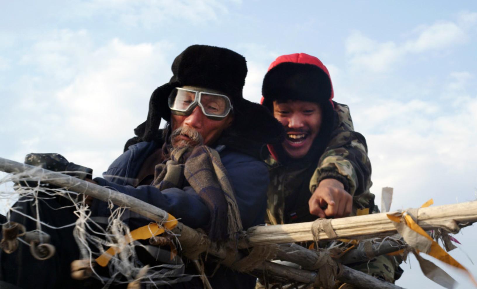 """Фильм """"Надо мною солнце не садится"""" получил главный приз на Международном кинофестивале Гренландии"""