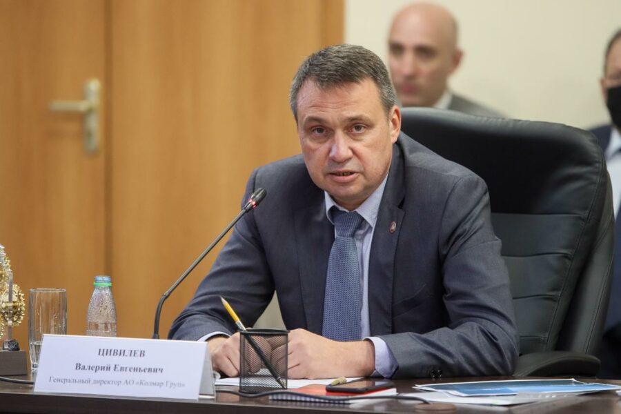 Генеральный директор «Колмар Груп» рассказал о строительстве производственных объектов и развитии инфраструктуры