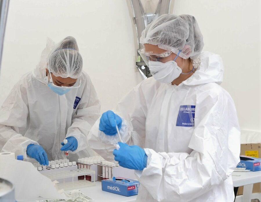 В Якутии за сутки выявлено 197 новых случаев коронавирусной инфекции