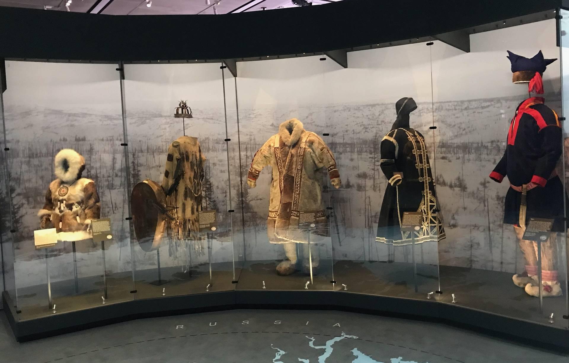В Британском музее открылась выставка про народы Арктики