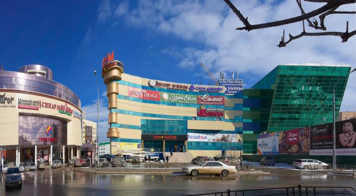 В понедельник большие торговые объекты Якутии закрыты на дезинфекцию до 12:00