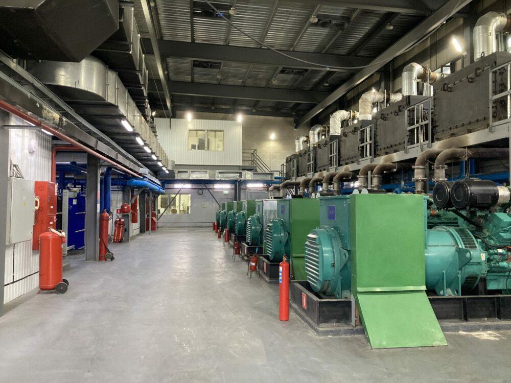 ВОленекском районе запустят новую дизельную электростанцию