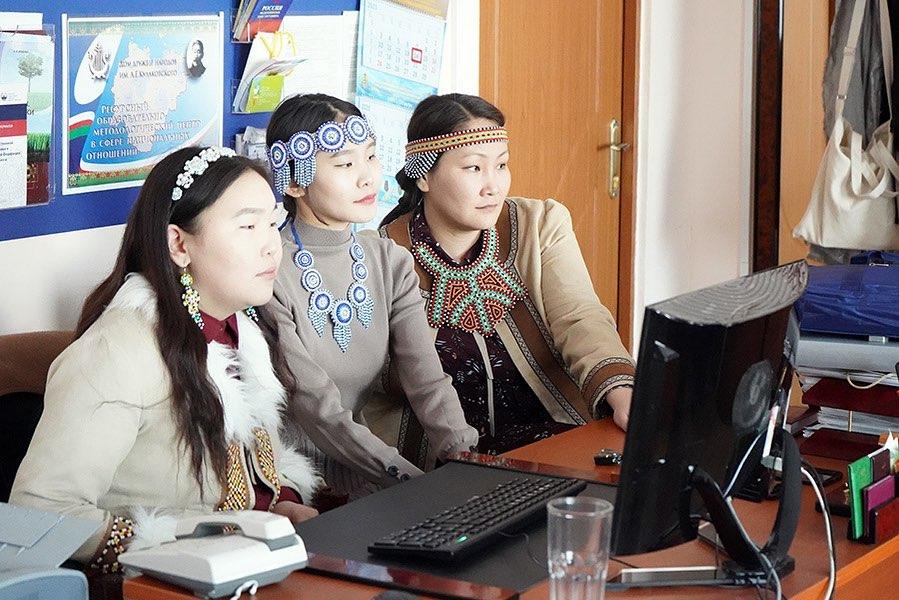 Арктические страны присоединятся к проекту РФ по цифровизации языков народов Севера