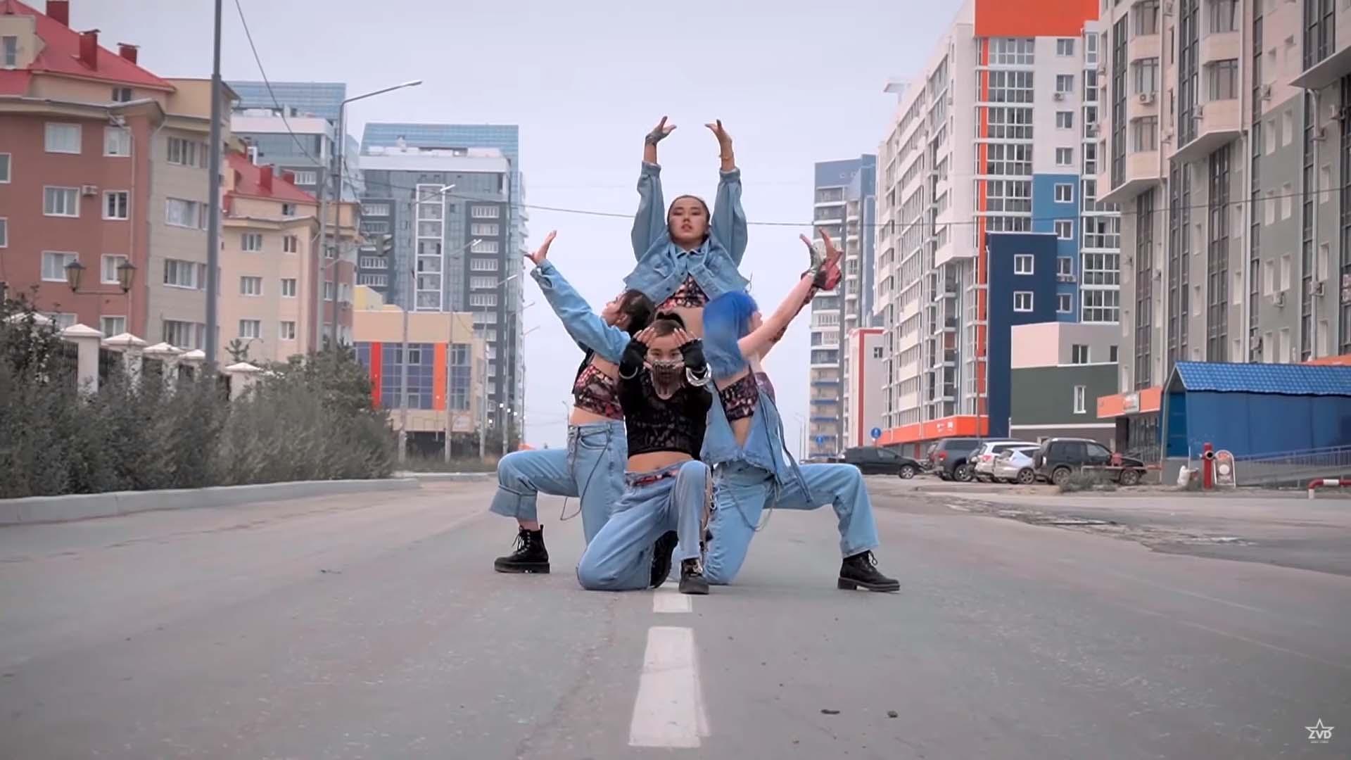 Якутская группа заняла второе место во всероссийском танцевальном конкурсе K-pop