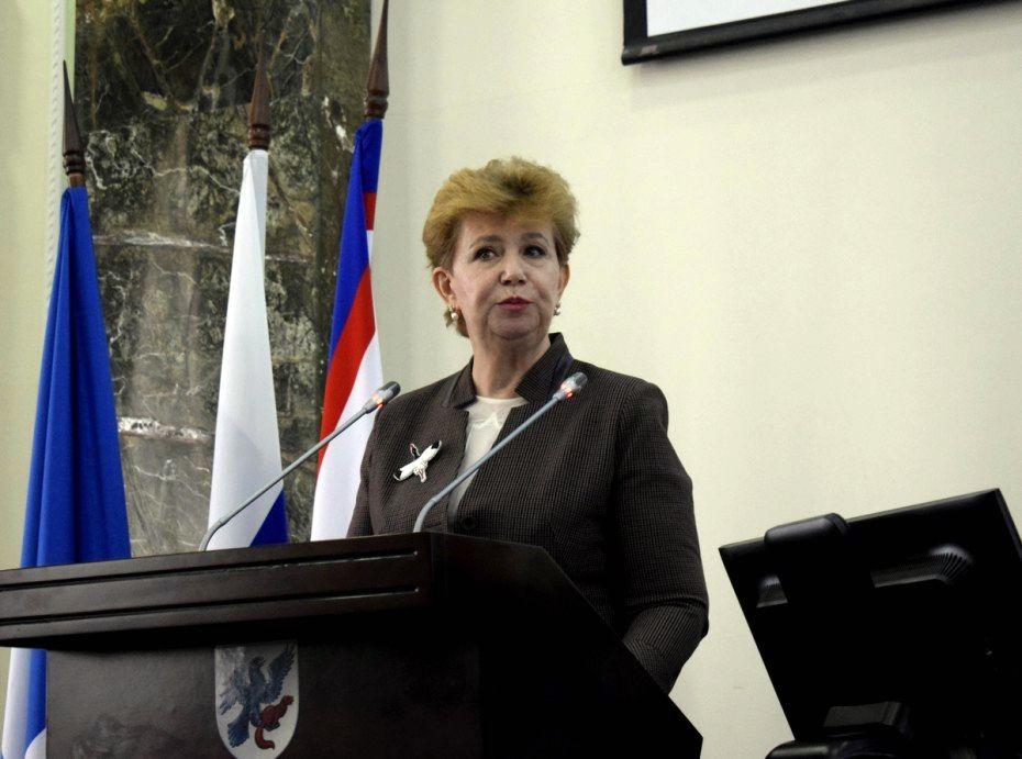 Ирина Котенко избрана зампредом координационного совета по предпринимательству при главе Якутии