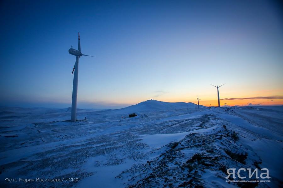 До конца года планируется ввод ветропарка и дизельной станции в Булунском улусе