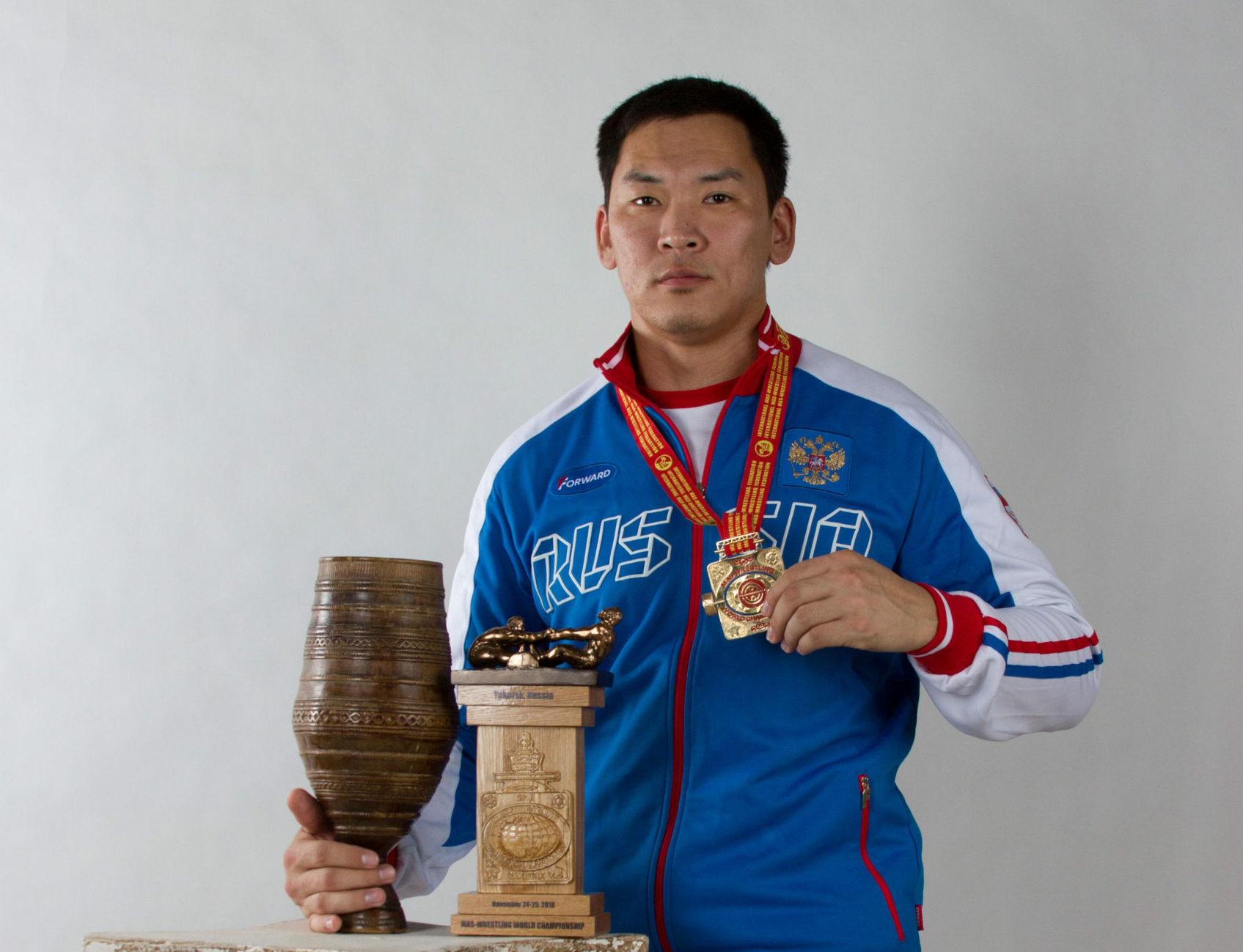 Сотруднику УФСИН Якутииприсвоили звание «Мастер спорта России международного класса»