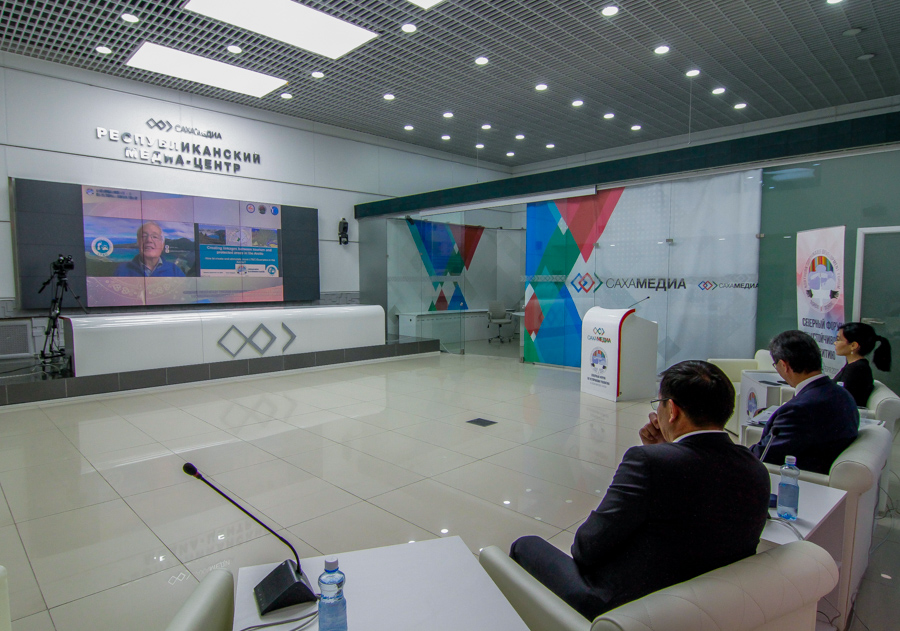 """На Северном форуме по устойчивому развитию обсуждали реализацию нацпроекта """"Демография"""" в Арктике"""